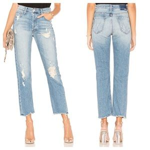 Mother Jeans Tomcat Ankle Quite Contrary 27